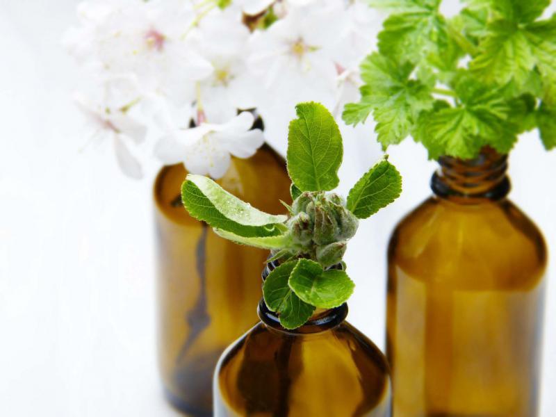 Indústria de matéria prima para cosméticos