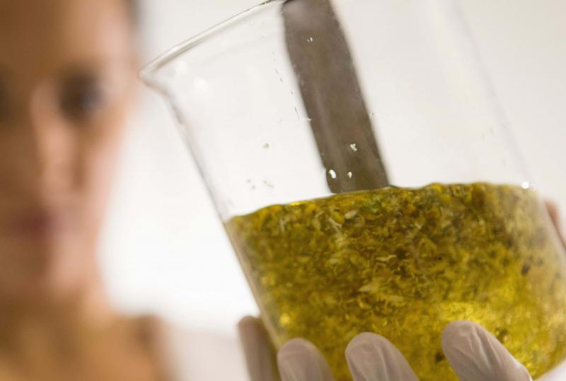 Matéria prima para cosméticos orgânicos